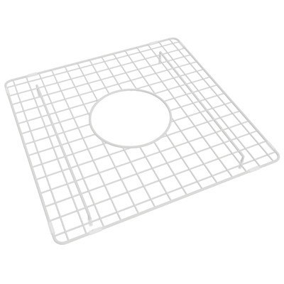 Rohl WSG1818 Square Wire Sink Grid for RC1818 Bar/Food Prep Sink