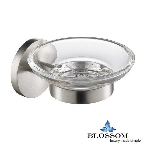 Blossom BA02 502 02 Soap Dish in Brush Nickel