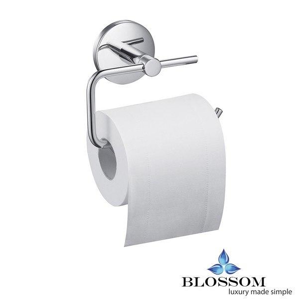 Blossom BA02 505 01 Toilet Tissue Holder in Chrome