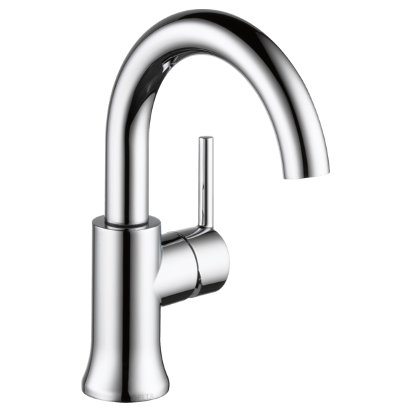 Delta 559HA-DST Trinsic 1.2GPM Single Handle High-Arc Lavatory Faucet