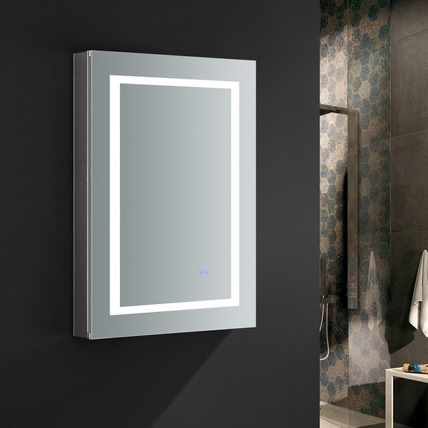 Spazio 24 X 36 Inch Tall Bathroom