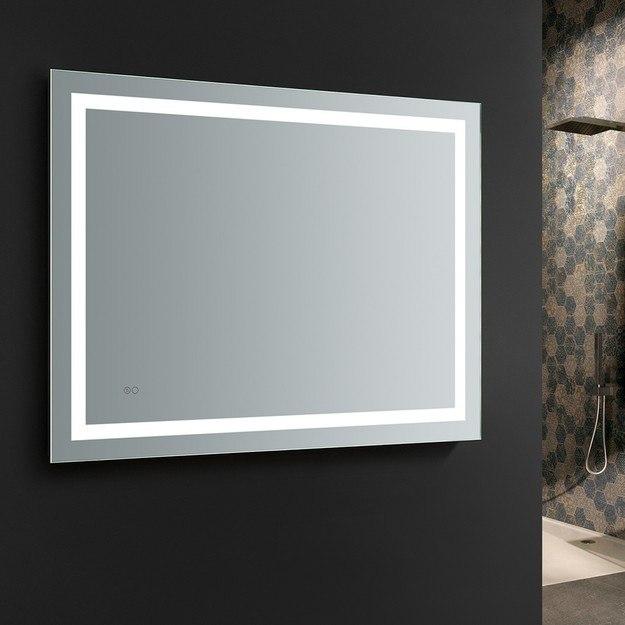 Fresca Fmr024836 Santo 48 X 36 Inch, 36 X 48 Bathroom Mirror