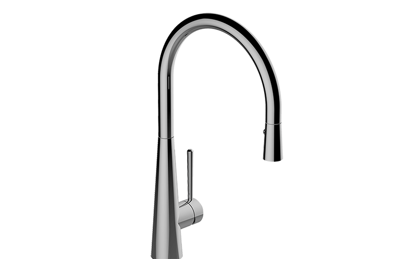 GRAFF G-5881-LM52 CONICAL PULL-DOWN BAR/PREP FAUCET