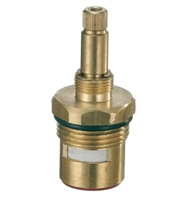 DANZE DA507173 HOT CERAMIC DISC CARTRIDGE ROUND SPLINE FOR ROMAN TUB FILLER