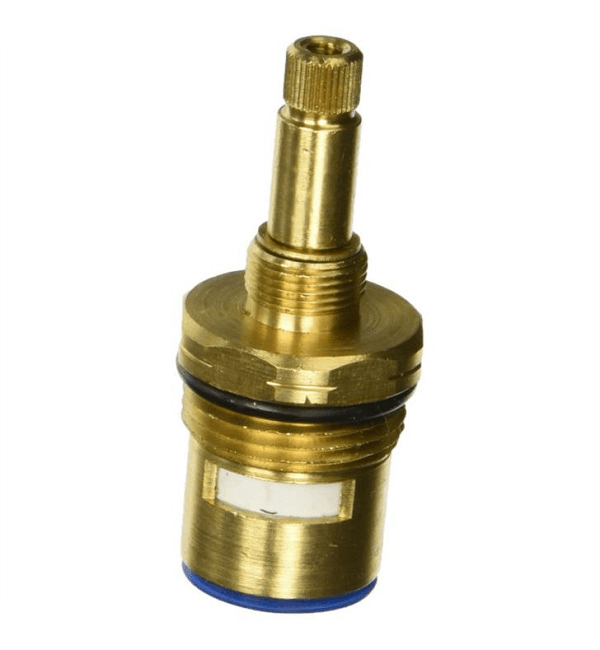 DANZE DA507174 COLD CERAMIC DISC CARTRIDGE ROUND SPLINE FOR ROMAN TUB