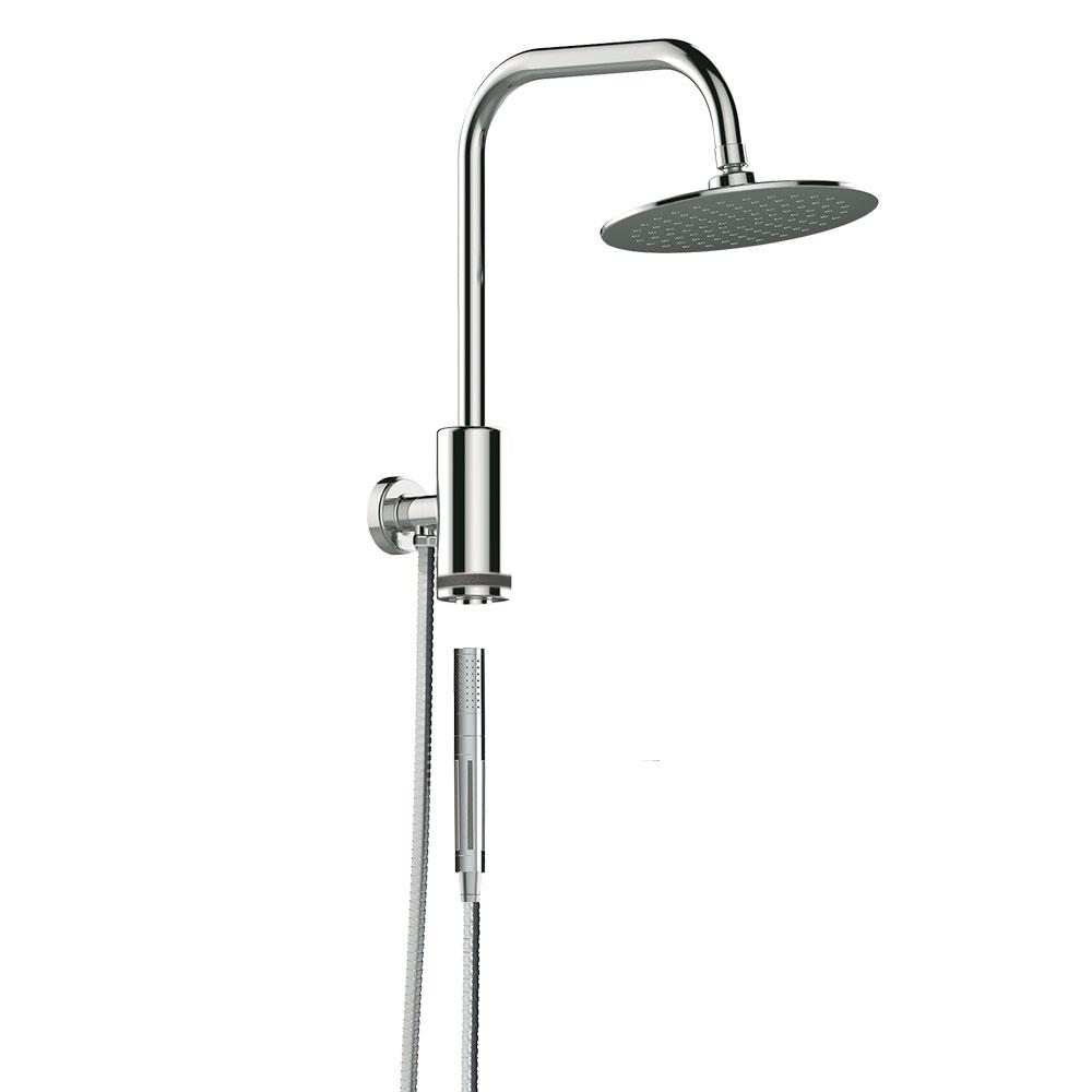 PULSE SHOWERSPAS 1052-CH AQUARIUS SHOWERSPA SYSTEM IN CHROME