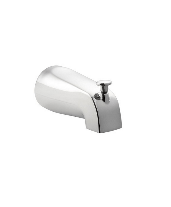 Pulse Showerspas 3010-TS-CH Bathtub Spout in Chrome
