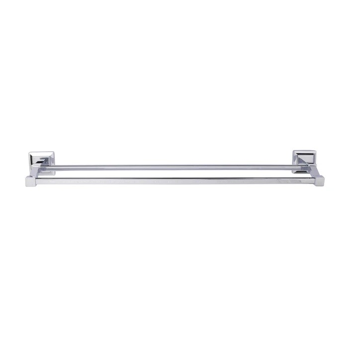 BARCLAY ADTB108-24 STANTON 24 INCH WALL MOUNT DOUBLE TOWEL BAR