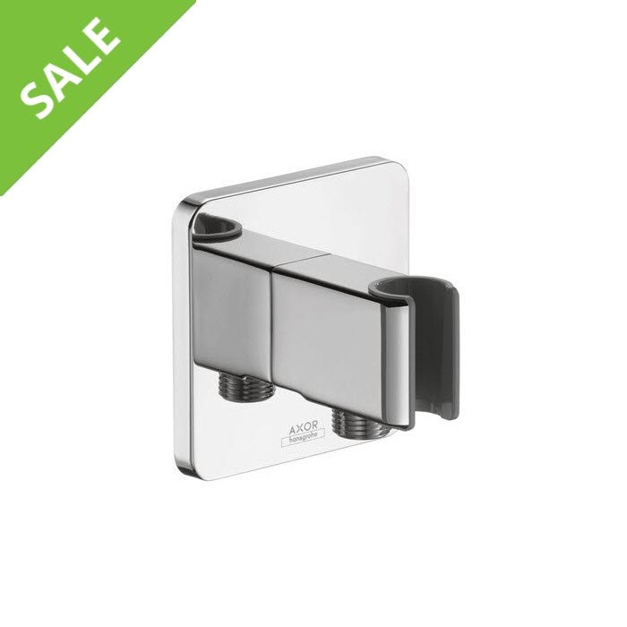 SALE! HANSGROHE 11626001 AXOR URQUIOLA PORTER WITH OUTLET IN CHROME