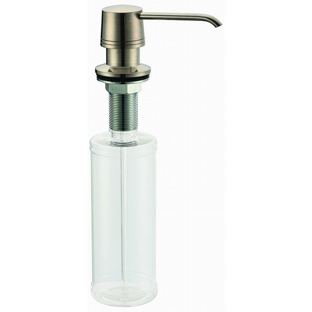 DAWN SD6306BN SOAP DISPENSER IN BRUSHED NICKEL