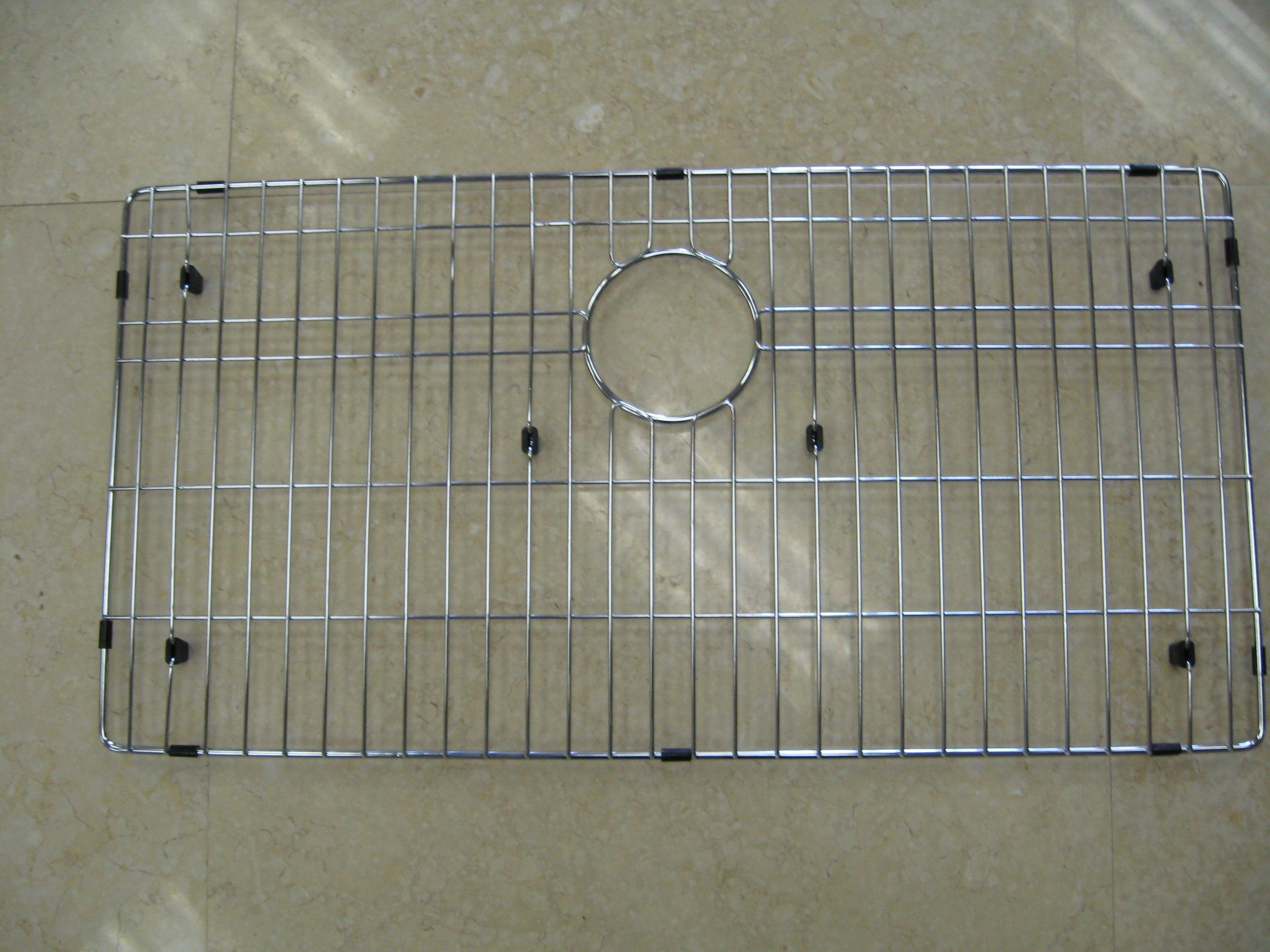 Ukinox GRS849SS 32 Inch x 19 Inch Stainless Steel Bottom Grid