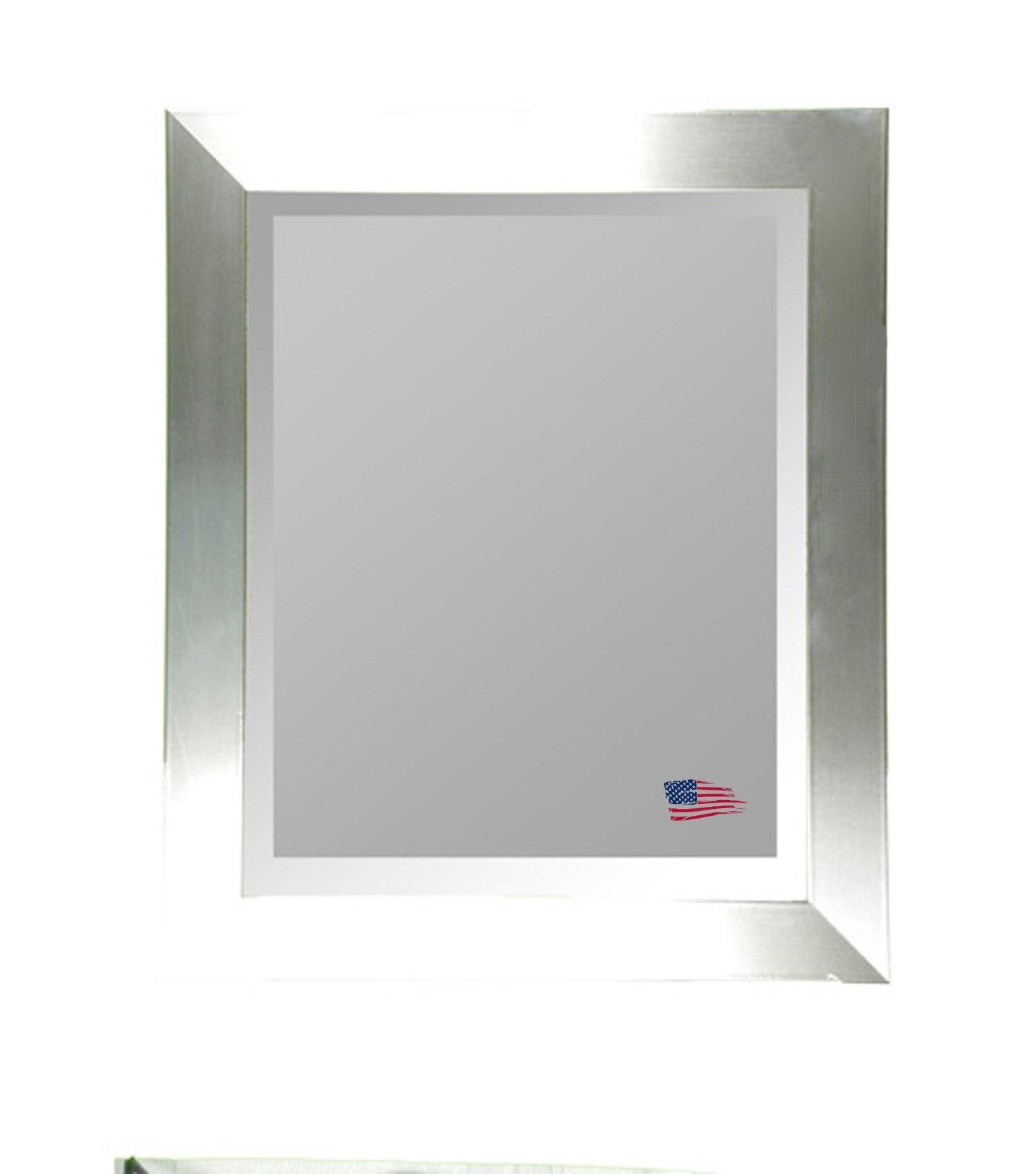 mirror 20 x 36. rayne mirrors r002s 20 x 24 inch silver grande mirror 36