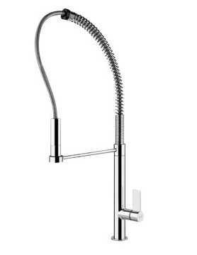 FRANKE FFPD2000 MASTERCHEF PULL-DOWN KITCHEN FAUCET