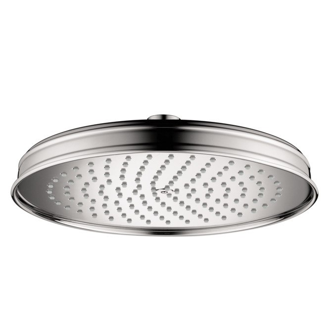 Hansgrohe 28374001 Axor Montreux 240 1-Jet 9-1/2 Inch Showerhead ...