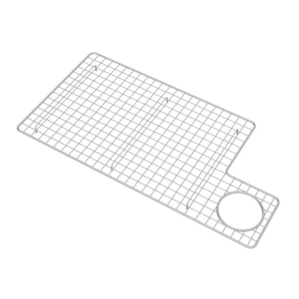 ROHL WSGRUW4916LGSS WIRE SINK GRID FOR RUW4916 STAINLESS STEEL KITCHEN SINK LARGE BOWL