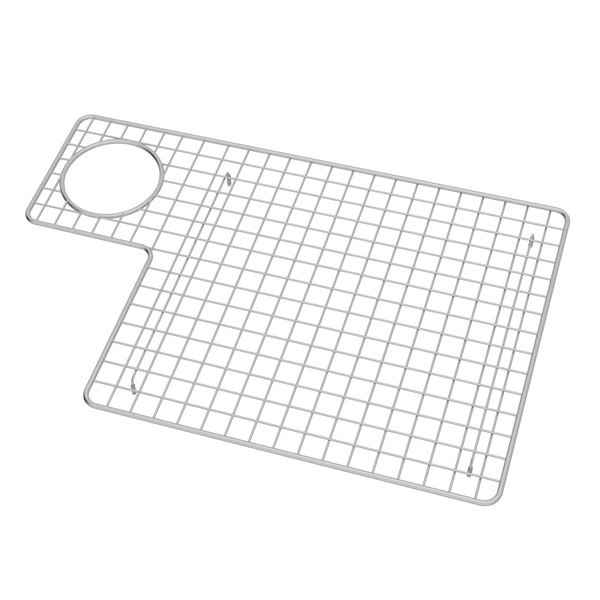 ROHL WSGRUW4916SMSS WIRE SINK GRID FOR RUW4916 STAINLESS STEEL KITCHEN SINK SMALL BOWL