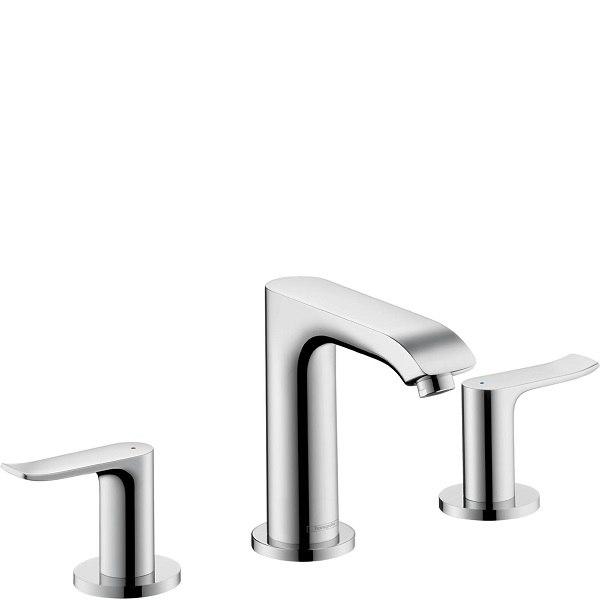Hansgrohe 31083 Metris E 100 Widespread Faucet