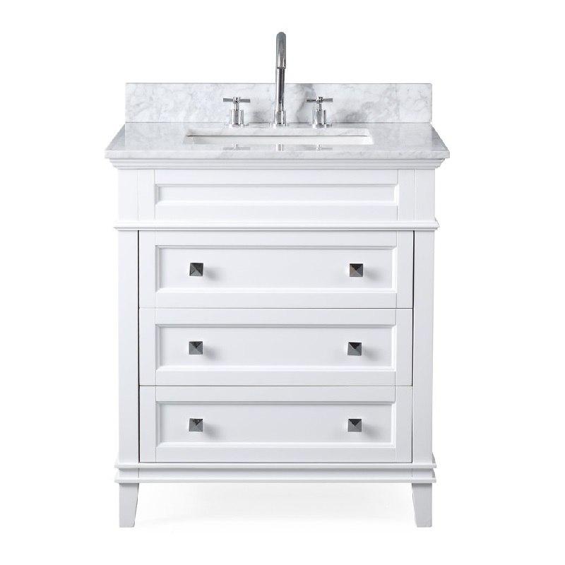 30 Inch Single Bathroom Vanity Set
