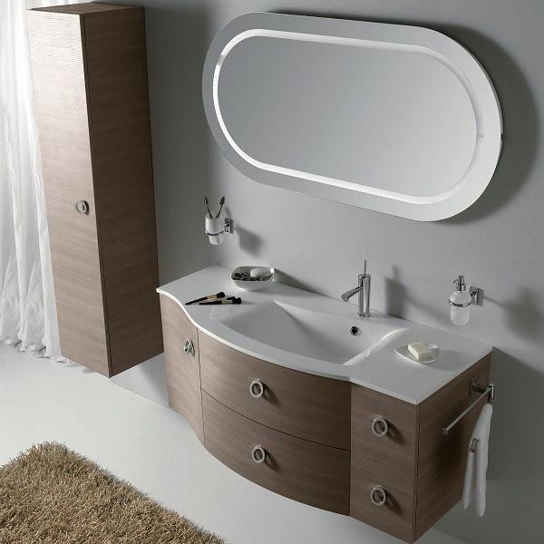 Eviva Evvn39 52wg Romina 52 Inch Wenge Modern Bathroom Vanity With White Acrylic White Top