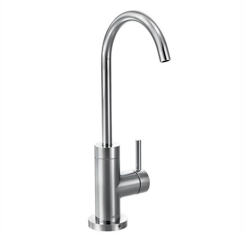 Moen M7864 Sleek One Handle Pulldown Kitchen Faucet
