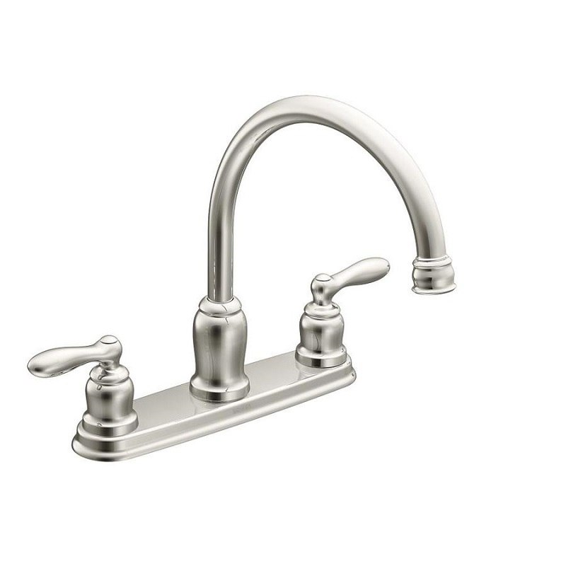 Delta 2179LF Classic Two Handle Blade Bar//Prep Faucet Chrome