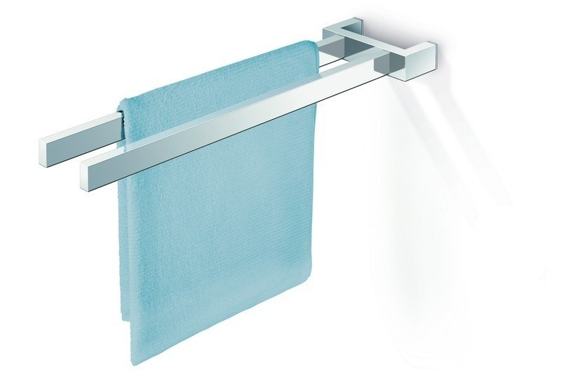 ICO Z40038 LINEA 17.75 INCH TOWEL HOLDER WALL MOUNTED IN CHROME