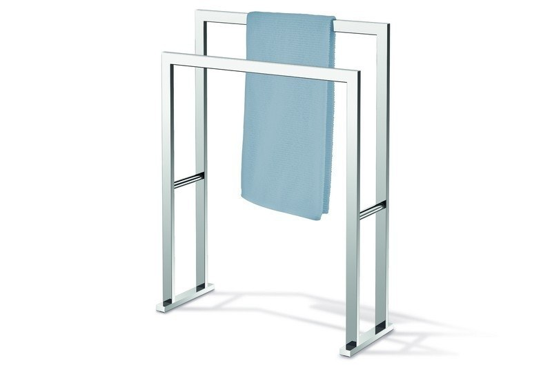 ICO Z40040 LINEA 31.5 INCH TOWEL STAND IN CHROME