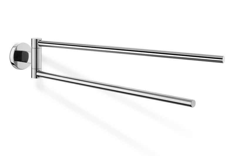 ICO Z40060 SCALA 18.5 INCH TOWEL HOLDER SWIVELLING IN CHROME