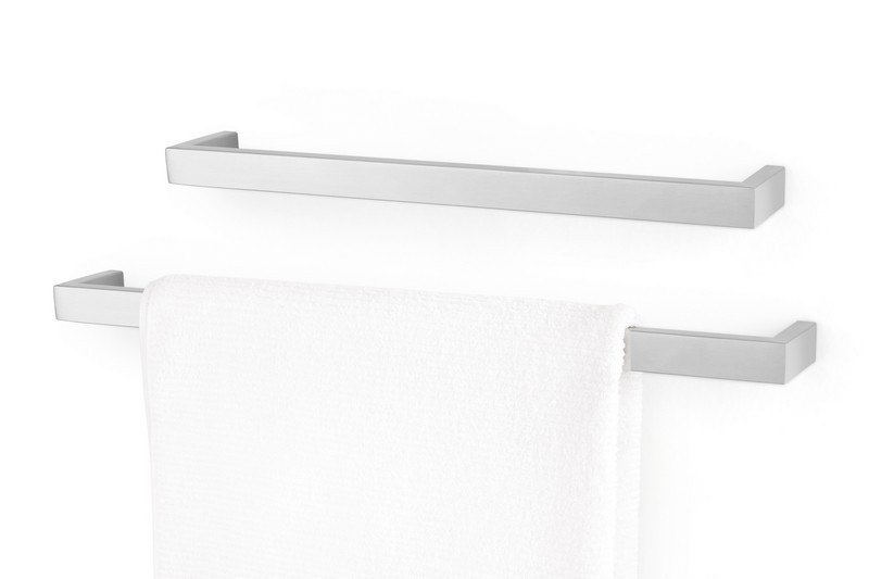 ICO Z40387 LINEA 18 INCH TOWEL RAIL IN BRUSHED NICKEL