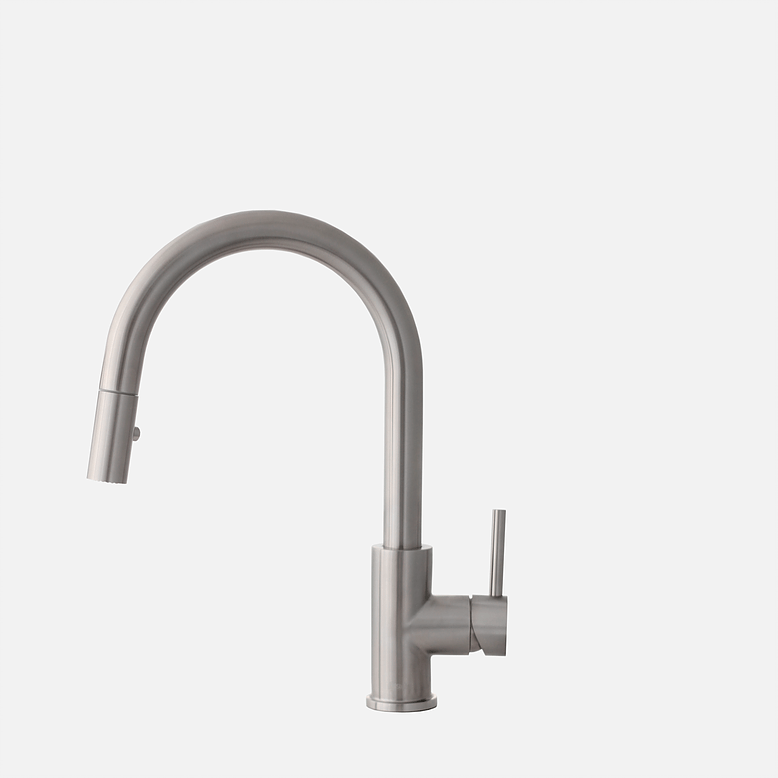 STYLISH K-131 PULL-DOWN KITCHEN FAUCET