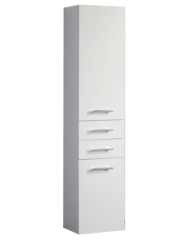Inch Bathroom Storage Linen Tower