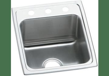 Elkay LR1517MR2 Sink Stainless Steel