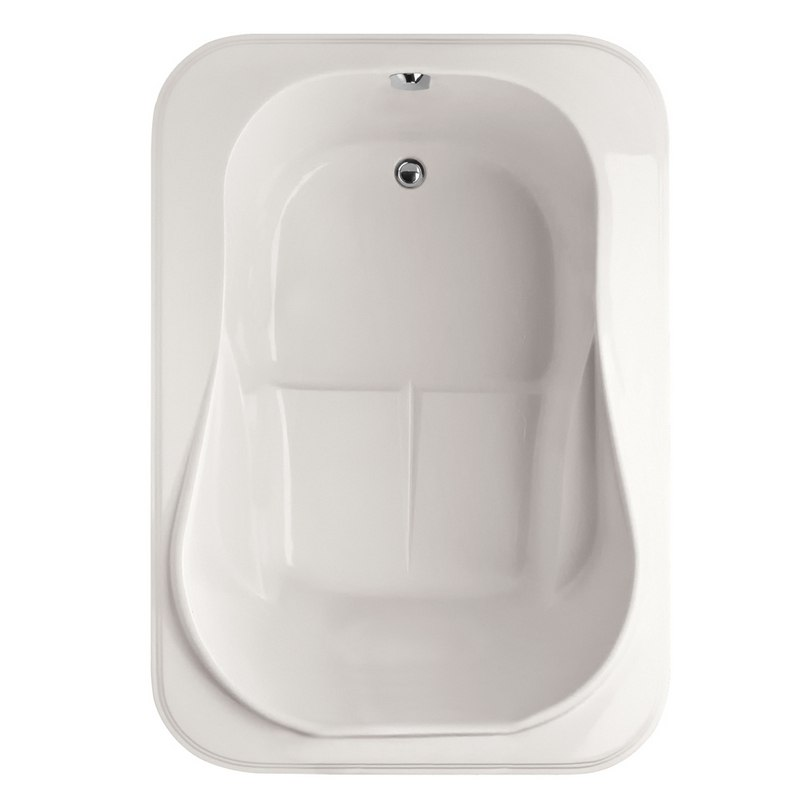 HYDRO SYSTEMS CAS6042ATA DESIGNER COLLECTION CASSI 60 X 42 INCH ACRYLIC DROP-IN BATHTUB WITH THERMAL AIR SYSTEM