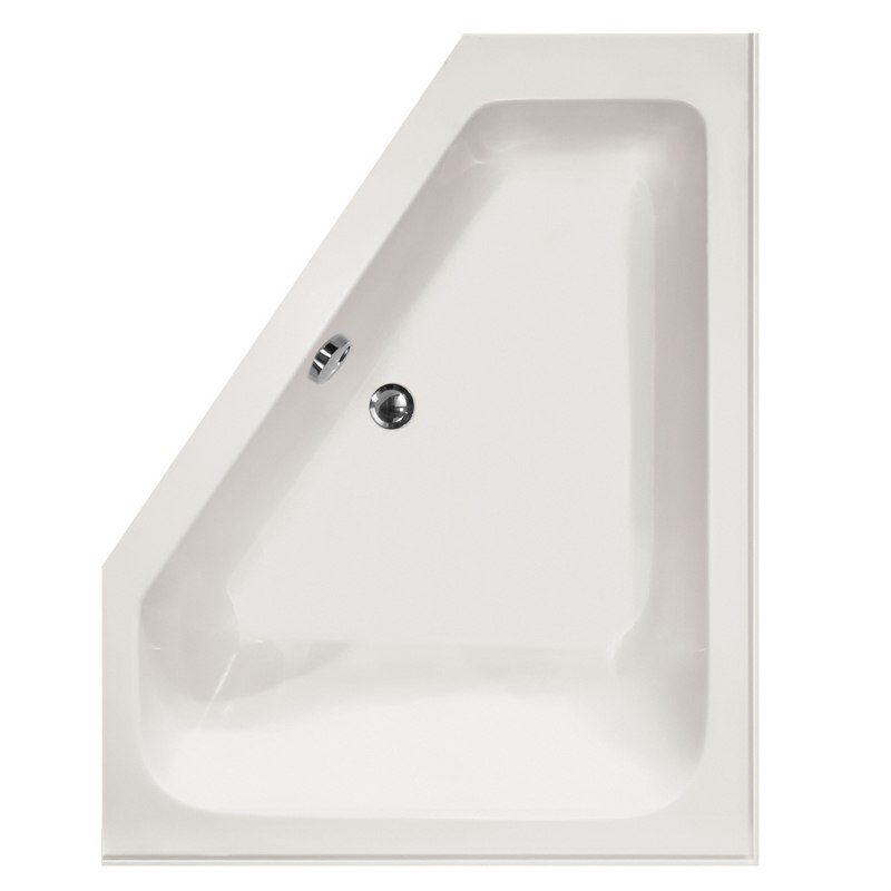 Hydro Systems Cou6048ato Whi Lh Designer Collection Courtney 60 X 48