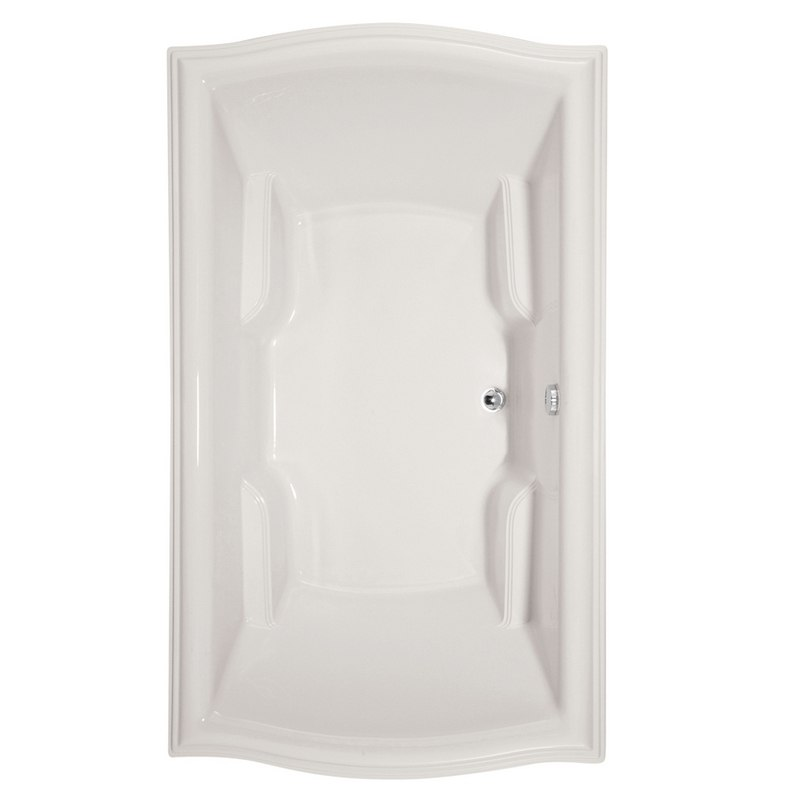 HYDRO SYSTEMS DEB7242ATA DESIGNER COLLECTION DEBRA 72 X 42 INCH ACRYLIC DROP-IN BATHTUB WITH THERMAL AIR SYSTEM