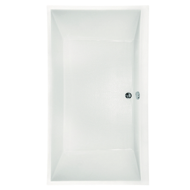 HYDRO SYSTEMS EIL7438ATA DESIGNER COLLECTION EILEEN 74 X 38 INCH ACRYLIC DROP-IN BATHTUB WITH THERMAL AIR SYSTEM