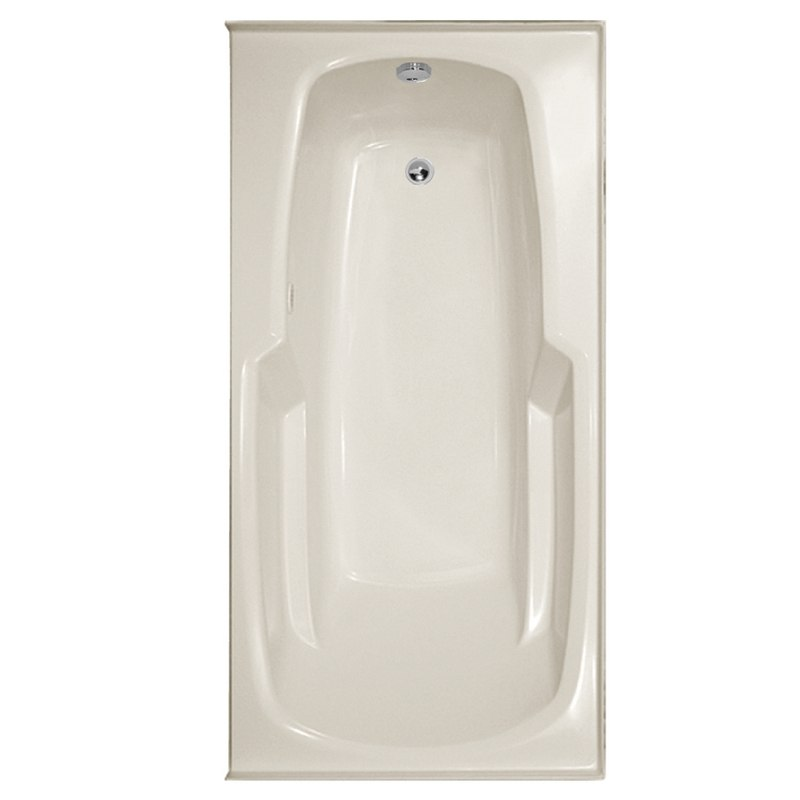 HYDRO SYSTEMS ENT6032GTA-RH DESIGNER COLLECTION ENTRE 60 X 32 INCH GEL COAT DROP-IN BATHTUB WITH THERMAL AIR SYSTEM , RIGHT HAND DRAIN