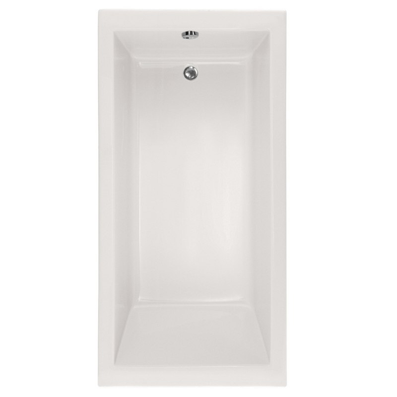 HYDRO SYSTEMS LIN6030ATA STUDIO COLLECTION LINDSEY 60 X 30 INCH ACRYLIC DROP-IN BATHTUB WITH THERMAL AIR SYSTEM