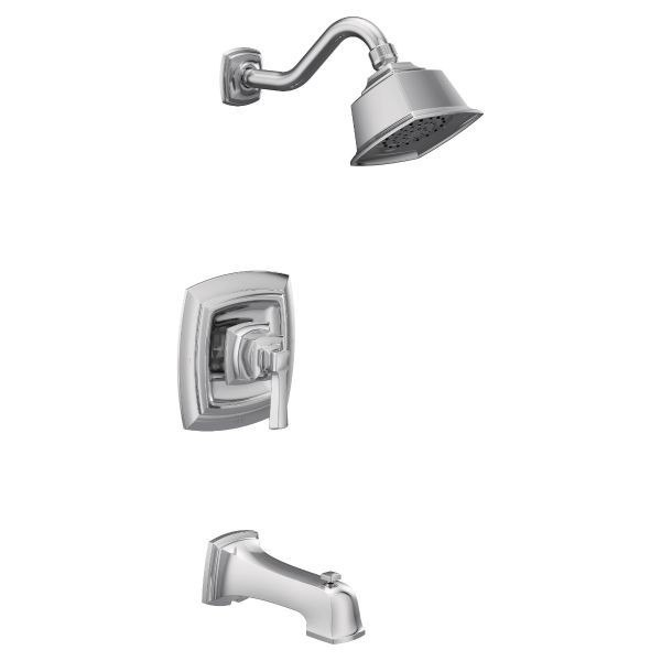 MOEN T2163EP BOARDWALK ECO-PERFORMANCE POSI-TEMP PRESSURE BALANCE TUB AND SHOWER PACKAGE