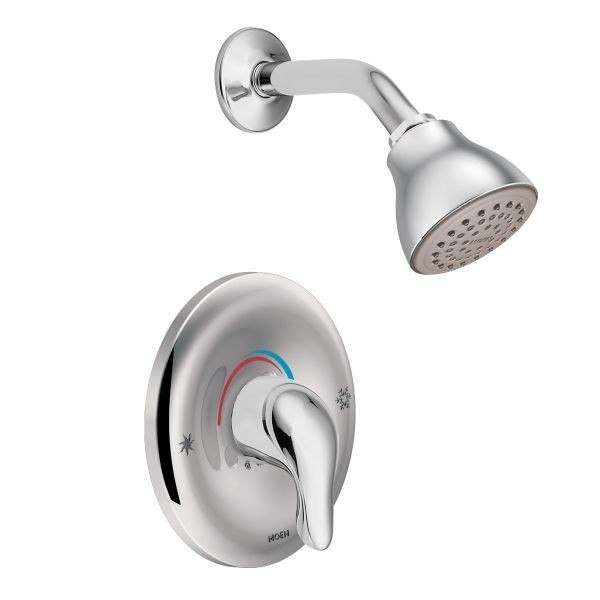 MOEN TL182EP CHATEAU ECO-PERFORMANCE POSI-TEMP PRESSURE BALANCE SHOWER PACKAGE