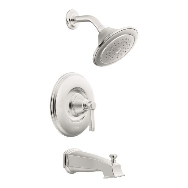 MOEN TS3213 ROTHBURY MOENTROL PRESSURE BALANCE TUB AND SHOWER PACKAGE