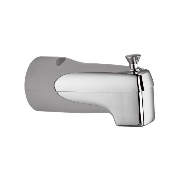 MOEN 3931 5-3/16 INCH SLIP-FIT TUB SPOUT IN CHROME