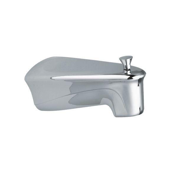 MOEN 3960 5-1/2 INCH SLIP-FIT TUB SPOUT IN CHROME