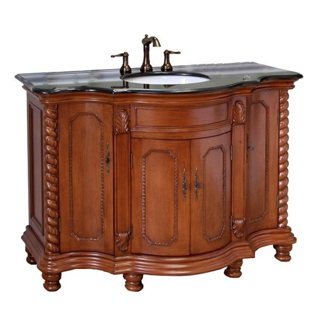 light wood bathroom vanity bellaterra home 600161 lw bg 48 inch single sink vanity 19255