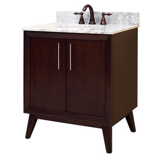 Sagehill Designs EN3021 Eaton 30 Inch Wood Vanity Cabinet