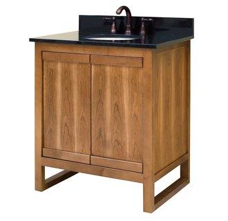 Sagehill Designs LW2421 Lawton 24 Inch Wood Vanity Cabinet