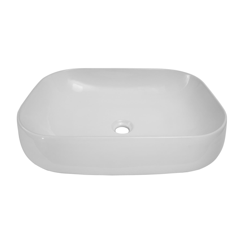 Barclay 3 1091wh Resort 17 3 4 Inch Single Basin Corner Pedestal Bathroom Sink White 3 1091wh 31091wh