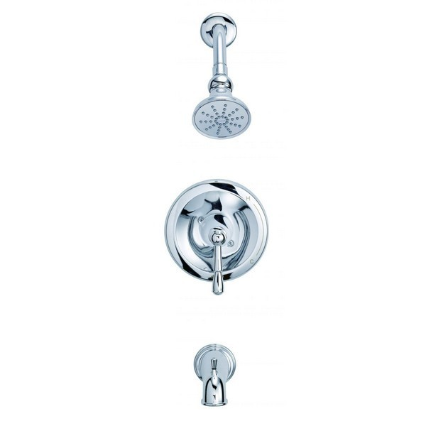 Danze D501015tc Eastham Tub And Shower Trim Kit 1 75 Gpm D501015bntc D501015brtc D501015tc