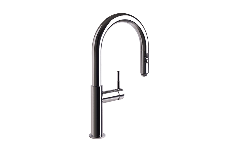 GRAFF G-4612-LM3 Perfeque Pull-Down Kitchen Faucet