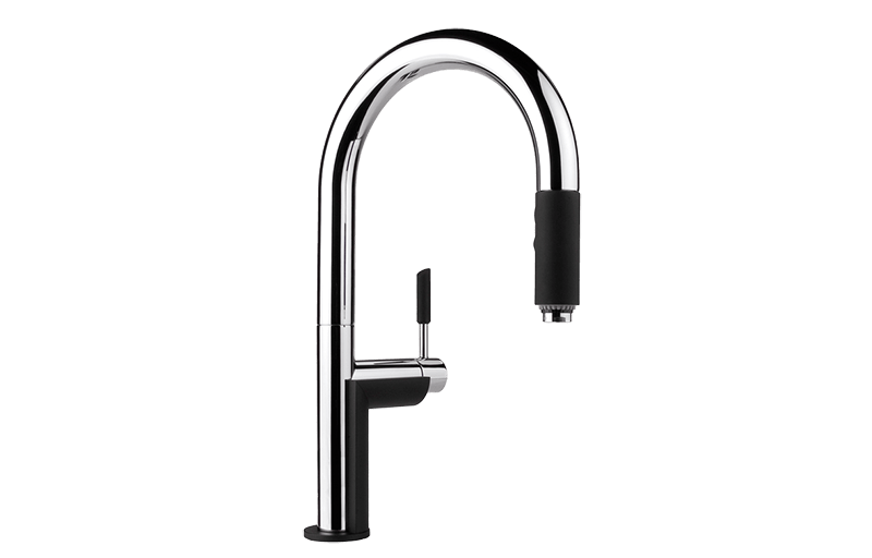 GRAFF G-4856 Oscar Pull- Down Kitchen Faucet